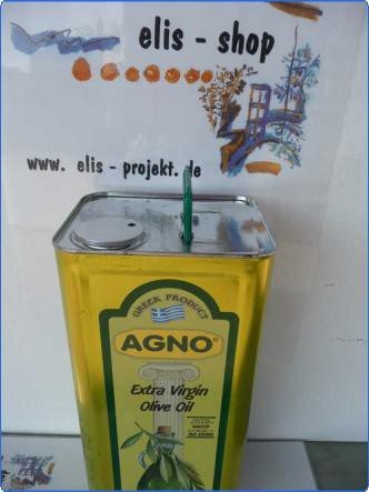 Olivenöl 5 Liter Kafentsis